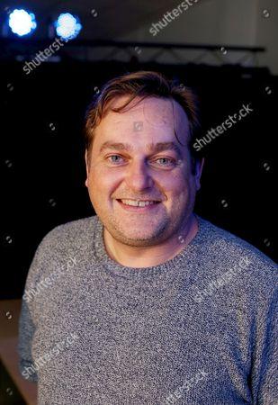 Stock Image of Simon Hanning