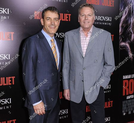 Editorial image of 'Romeo and Juliet' film premiere, Los Angeles, America - 24 Sep 2013