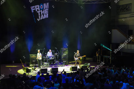 'From The Jam' - Russell Hastings, Mark Brzezicki and Bruce Foxton