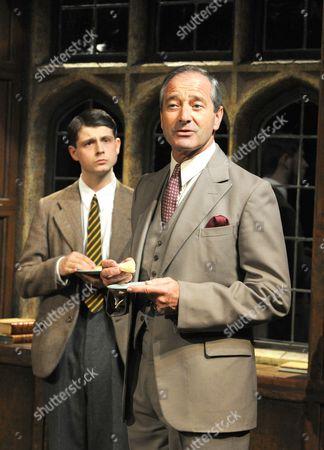 James Parris as Menzies, Julian Wadham as Vaughan Cunningham