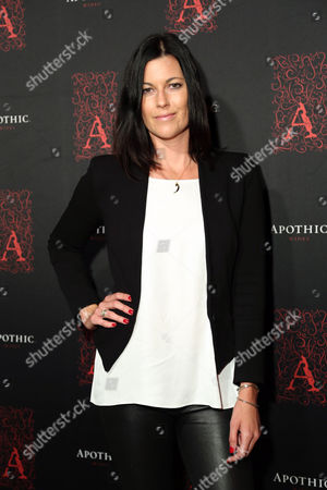 Editorial image of Launch of Apothic Dark, Limited-Edition Wine, Santa Monica, Los Angeles, America - 24 Sep 2013
