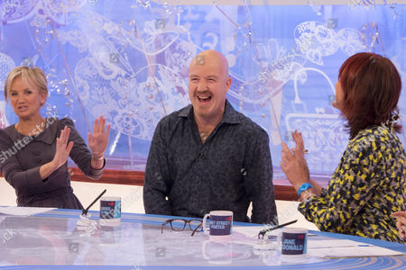 Lisa Maxwell, Andy Parsons and Janet Street-Porter