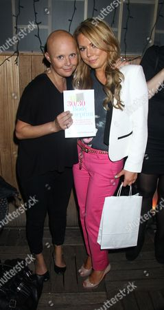 Gail Porter and Friend