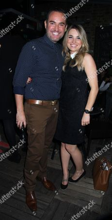 Nick Ede and Sian Welby