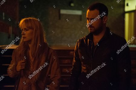 Holly Weston and Danny Dyer