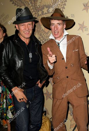 Editorial photo of Sailor Jerry clothing launch of The Flash Collection by Paul Simonon, London, Britain - 25 Sep 2013