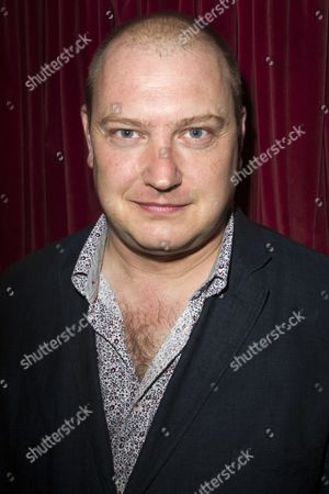 Stock Picture of Peter Moreton