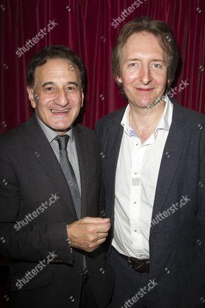 Henry Goodman and Jonathan Church