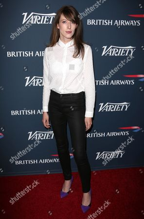 Editorial picture of British Airways celebrates the Inaugural A380 Service, Los Angeles, America - 25 Sep 2013