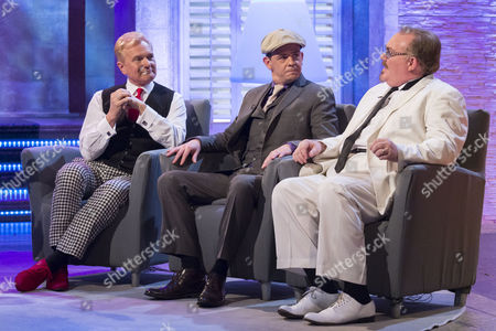 The Illusionists - Jeff Hobson, Philip Escoffey and Kevin James.