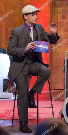 Editorial image of 'The Alan Titchmarsh Show' TV Programme, London, Britain - 25 Sep 2013