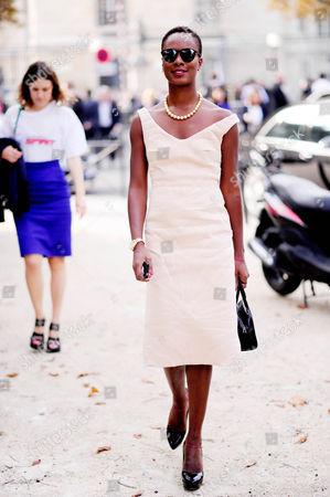 Street Style - Shala Monroque
