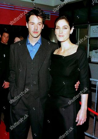 The Matrix Premiere 1999 Stock Pictures Editorial Images And Stock Photos Shutterstock