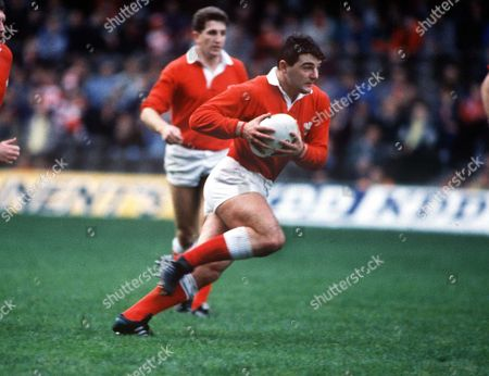 Roland Phillips (Wales) 88 Great Britain 5N 1988: England 3 Wales 11