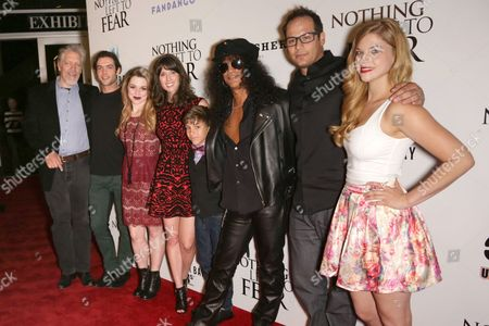 Editorial picture of 'Nothing Left to Fear' film premiere, Los Angeles, America - 25 Sep 2013