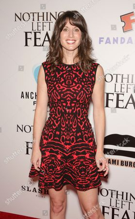 Editorial photo of 'Nothing Left to Fear' film premiere, Los Angeles, America - 25 Sep 2013