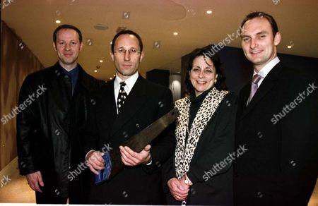 Editorial image of SITE OF NEW GENESIS CINEMA, LONDON, BRITAIN - 1999
