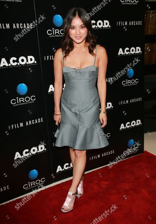 Editorial picture of 'A.C.O.D.' film premiere, Los Angeles, America - 26 Sep 2013