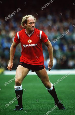 Alan Brazil (Manchester United) Football 1985/6 Great Britain