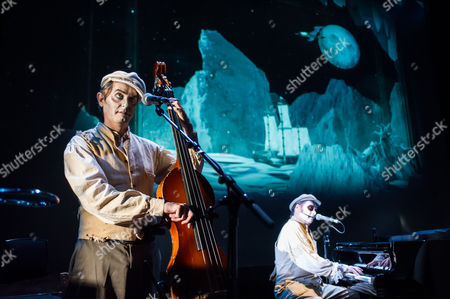 The Tiger Lillies - Adrian Stout and Martyn Jacques