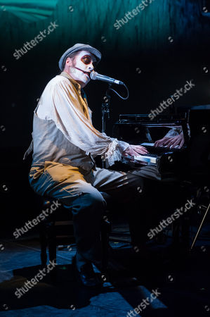 Editorial picture of Tiger Lillies present 'Rime of the Ancient Mariner' at the Queen Elizabeth Hall, London, Britain - 05 Sep 2013