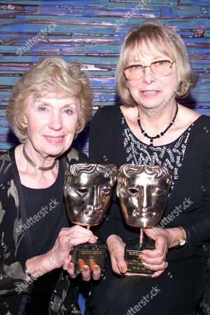 WIVES OF ERIC MORECAMBE AND ERNIE WISE