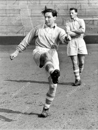 Robert Johnstone - Manchester City 1954/55 Great Britain