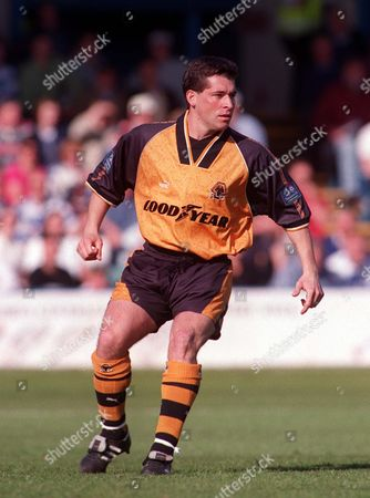 Andy Thompson (Wolves) Reading v Wolves 12/4/97 Great Britain Reading