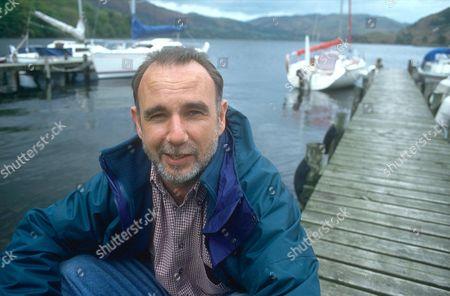 WRITER, JIMMY MCGOVERN