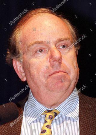 Political media consultant Robert M. Shrum
