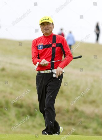 Editorial picture of Alfred Dunhill Links Pro-Am Championship Golf, St Andrews, Scotland, Britain - 27 Sep 2013