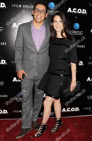 Editorial image of 'A.C.O.D.' film premiere, Los Angeles, America - 26 Sep 2013