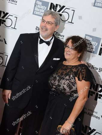 Richard Phillips and Andrea Phillips