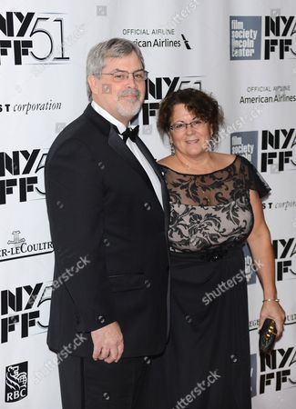 Stock Image of Richard Phillips and Andrea Phillips