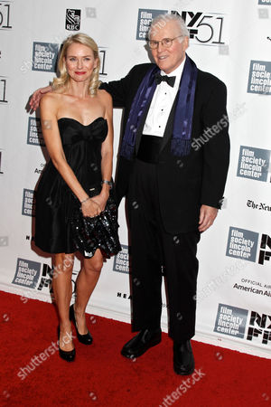 Naomi Watts and Charles Grodin