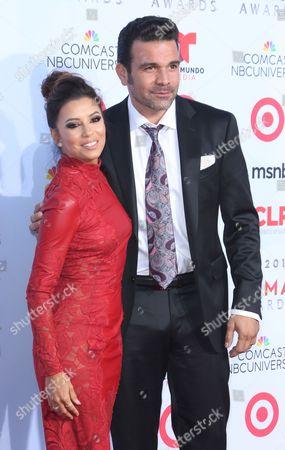 Eva Longoria and Ricardo Antonio Chavira