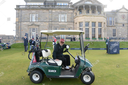 Editorial picture of Alfred Dunhill Links Pro-Am Championship Golf, St Andrews, Scotland, Britain - 28 Sep 2013