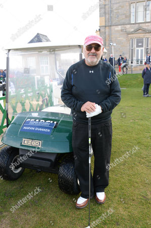 Editorial photo of Alfred Dunhill Links Pro-Am Championship Golf, St Andrews, Scotland, Britain - 28 Sep 2013