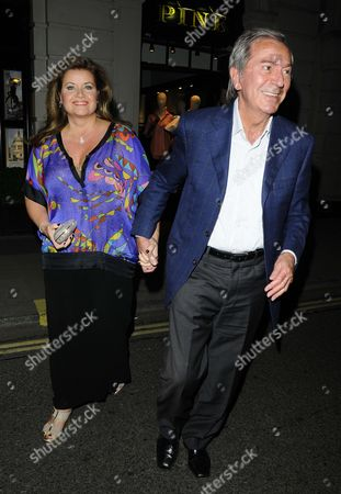 Editorial picture of Cillabration Party to Celebrate Cilla Black's 50 Years in Showbusiness, London, America - 27 Sep 2013