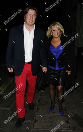 Editorial image of Cillabration Party to Celebrate Cilla Black's 50 Years in Showbusiness, London, America - 27 Sep 2013