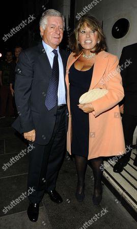 Sir Nicholas Lloyd & Eve Pollard