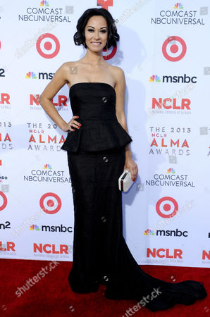 Editorial picture of 2013 ALMA Awards, Los Angeles, America - 27 Sep 2013
