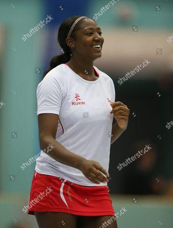 Kadeen Corbin of England Netball