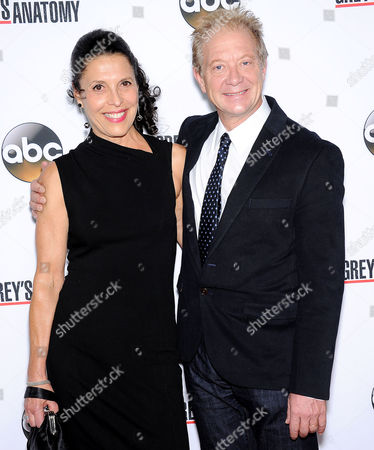 Linda Lowy, Jeff Perry