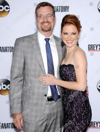 Editorial photo of 'Grey's Anatomy' 200th Episode Red Carpet Event, Los Angeles, America - 28 Sep 2013