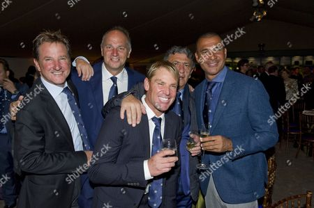 Editorial image of Alfred Dunhill Links Pro-Am Championship Golf Gala Dinner, St Andrews, Scotland, Britain - 28 Sep 2013