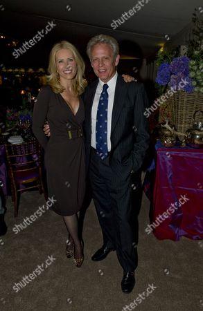 Kathrin Nicholson and Don Felder