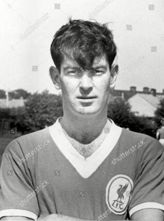 Allan Jones - Liverpool 1961/62 Great Britain