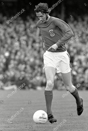 Rod Thomas - Wales Wales v Scotland 12/5/73 Great Britain