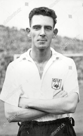 Colin Walker - Derby County 1948-54 Great Britain